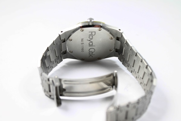 Audemars Piguet Royal Oak AP Stahl Armband